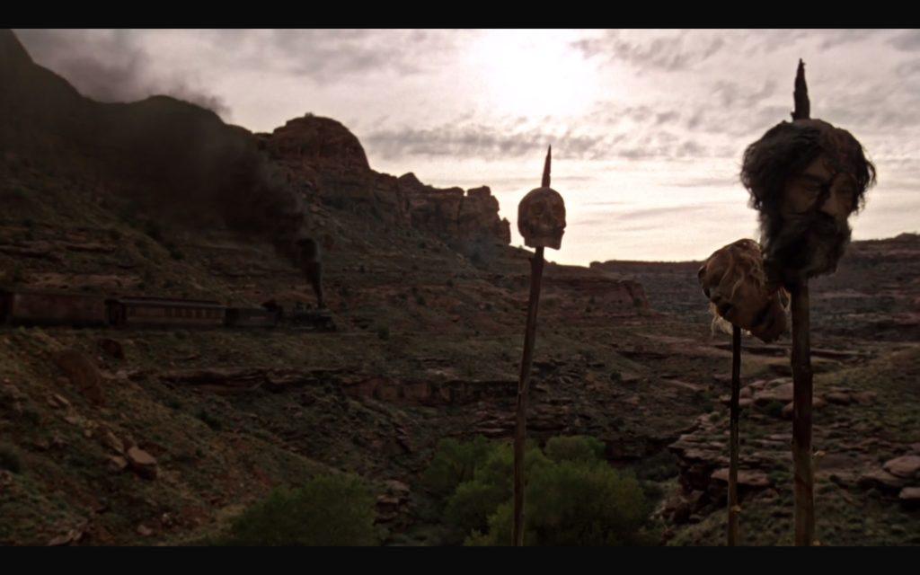 Westworld, der enhver utsikt er et postkort.