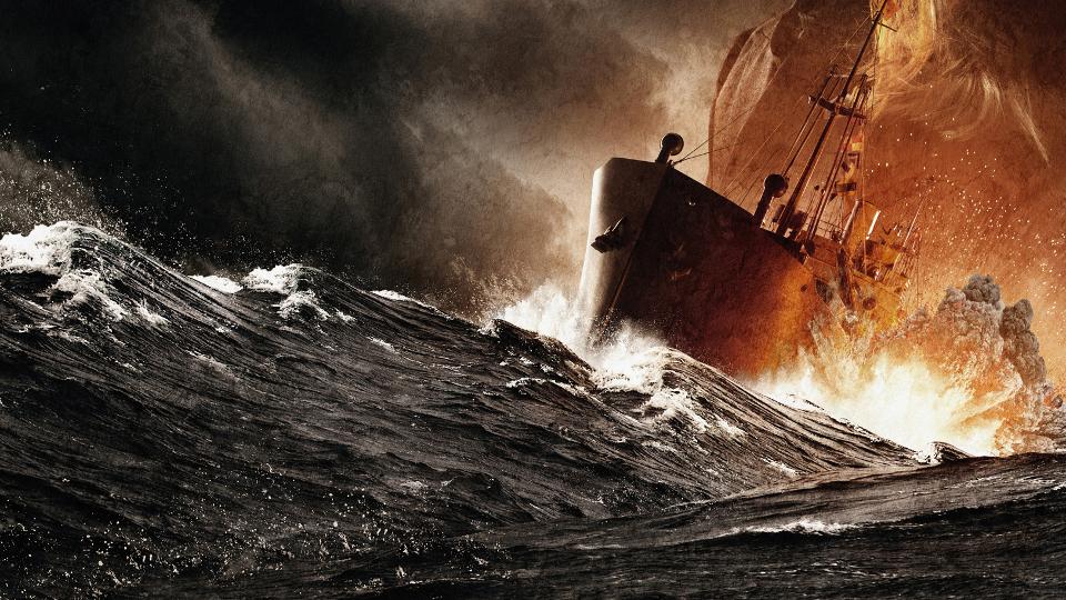 «Profitøren» koster mer enn ti millioner kroner per episode. Bildet er et promobilde fra NRKs radioteater-utgave av fortellingen fra 2011. Foto: NRK