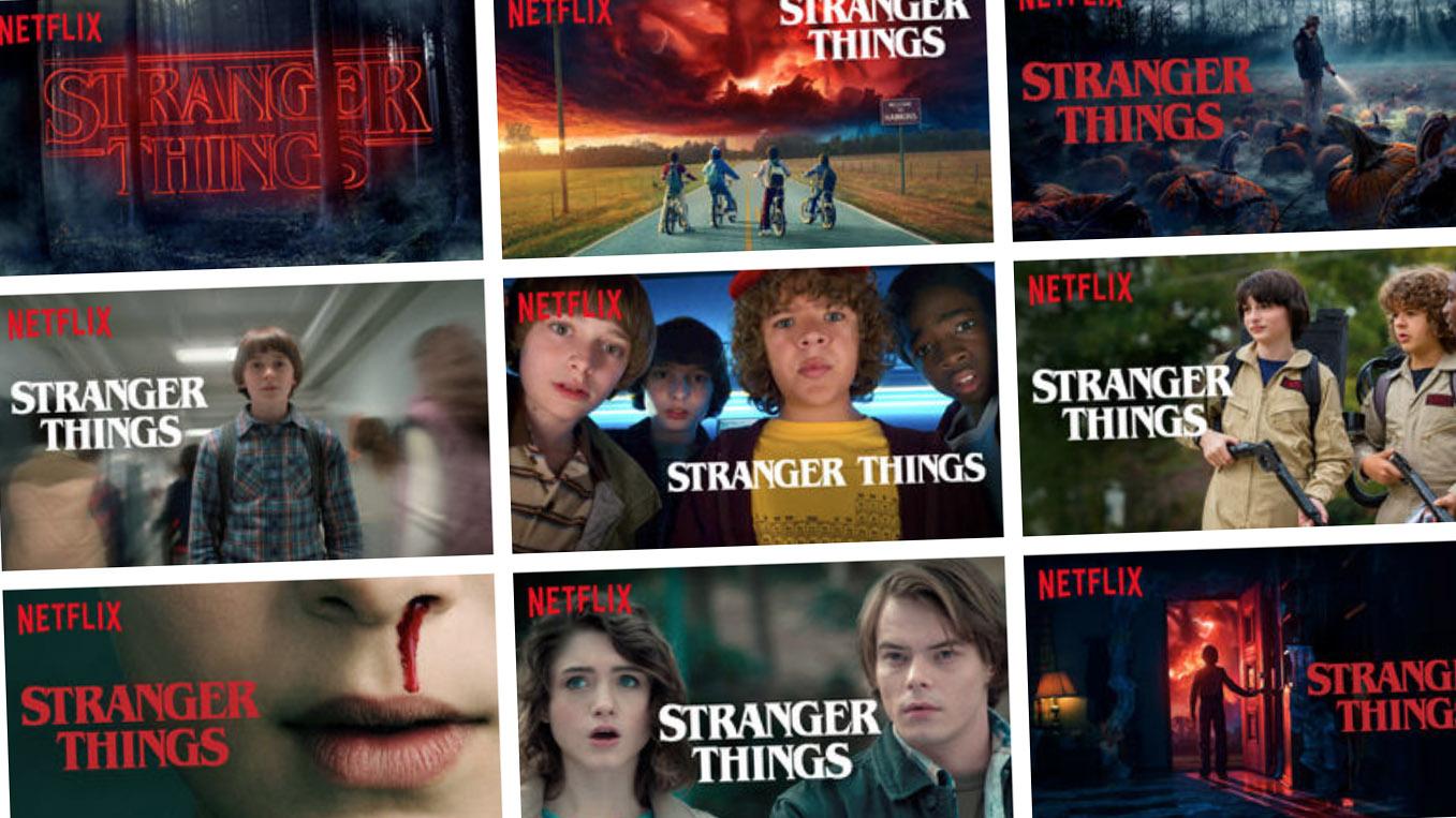 0b8c387c Hvilke bilder Netflix bruker for å vise deg filmer og serier, sier noe om  hva du liker